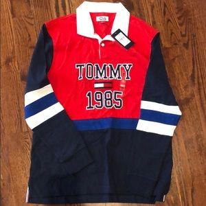 NWT Tommy Hilfiger Denim long sleeve casual size M